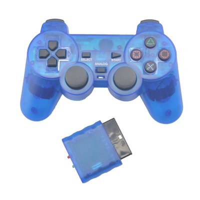 Transparent Color Wireless Controller