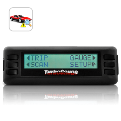 TurboGaugeCar Diagnostics Tool