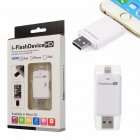 USB Flash Drive OTG SD TF Card Reader For Iphone and Ipad