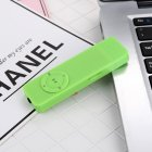 USB Insert Card MP3 Built-in Battery Portable Hang Mini Music Palyer TF Card Extension green