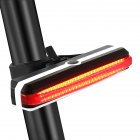 USB Rechargeable Bike Tail Light