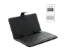 QWERTY Keyboard Case For 7 Inch Tablets