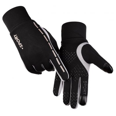 Unisex Luminous Outdoor Cycling Gloves