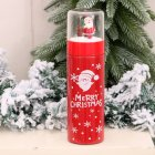 Vacuum Cup Christmas Thermos Stainless Steel Vacuum Bottle Insulated Bottle Tumbler Xmas Gift