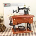Vintage Simulation Sewing Machine