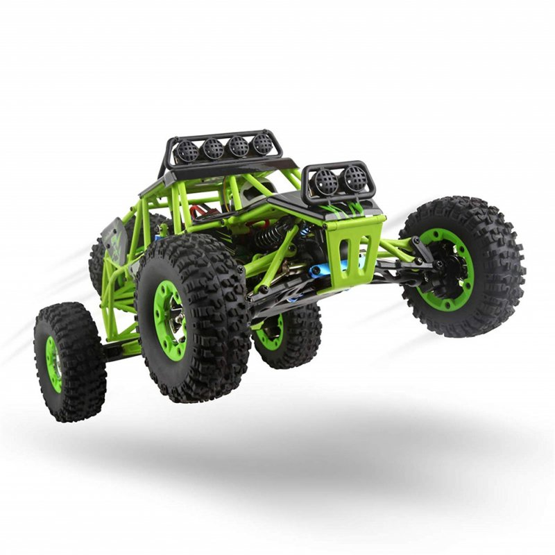 WLtoys 12428 4WD 1/12 High-speed Four-wheel Off-road Climbing Car Race Remote Control Car for Kids 12428_1:12