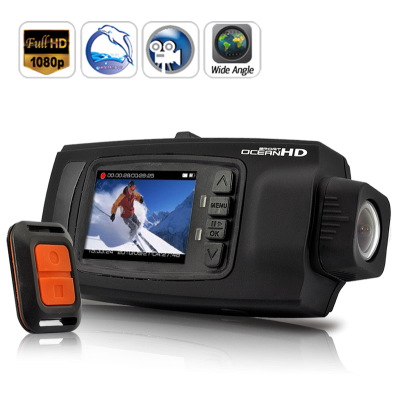 Waterproof HD Multi-Action Sports Camera