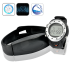 Waterproof Heart Rate Monitor Watch  Chest Belt