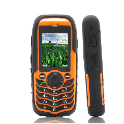 Fortis Rugged Waterproof Phone