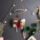 Wind Chime/Dream Catcher Shape Hanging Pendant for Christmas Bedroom Decoration MS9064 wind chime