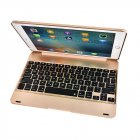 iPad Air1 Air2 Pro Bluetooth Keyboard Gold