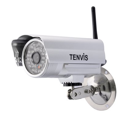 Câmera IP Wireless Outdoor - Tenvis