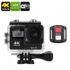 Buy 4K Sports Action Camera - 170-Degree Lens, WiFi, 2 Inch Display, IP68 Waterproof Case, 16MP CMOS Sensor, App Support