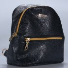 Women's PU Leather Travel Backpack