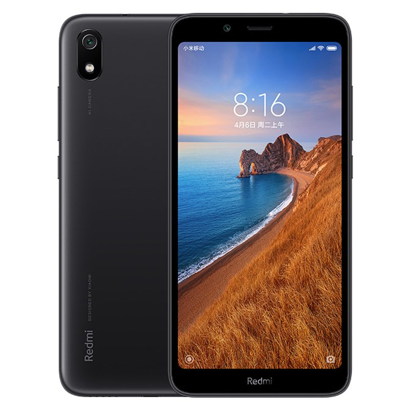 Xiaomi Redmi 7A Mobile Phone Black 2+16G