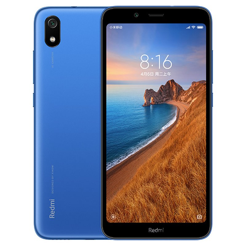 Xiaomi Redmi 7A Mobile Phone blue 2+16G