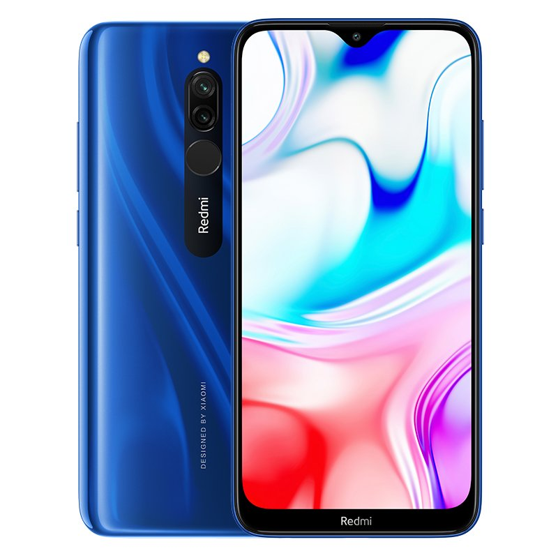 Xiaomi Redmi 8 Global ROM blue_4+64G