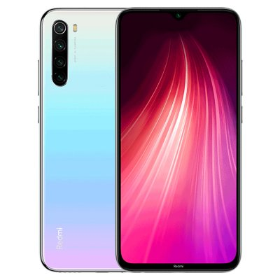 Xiaomi Redmi Note 8 Moon white_4+64G
