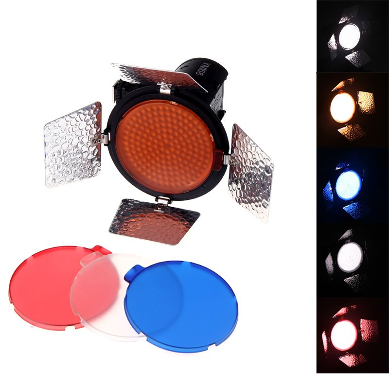 YONGNUO YN-168 LED Video Light 168pcs Lamps LED Camera Video Light for Canon Nikon DSLR Camera Photography Lighting UK plug