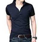 Young Horse Men Cotton Polo Shirt