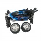 ZD Racing  9072 1 8 2 4G 4WD Brushless Electric Buggy High Speed 80km h RC Car Frame  excluding electronic accessories