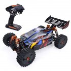 ZD Racing Pirates3 BX-8E 1:8 Scale 4WD Brushless electric Buggy Orange black_Vehicle RTR