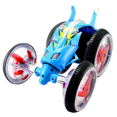 Stunt RC Car with LED Lights - Twister Edition (110V)
