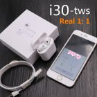 i30 TWS 1:1 Size Replica Wireless Earphone