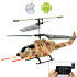 iOS and Android App Controlled RC Helicopter