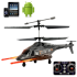 iPhone and Android Remote Control Helicopter