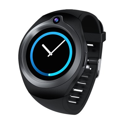 Android Smart Watch Phone (Black)