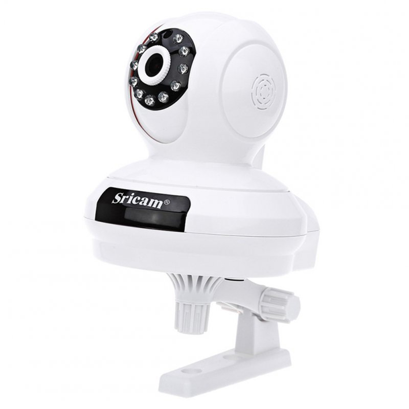 white UK Sricam SP019 HD 1080P IP Camera