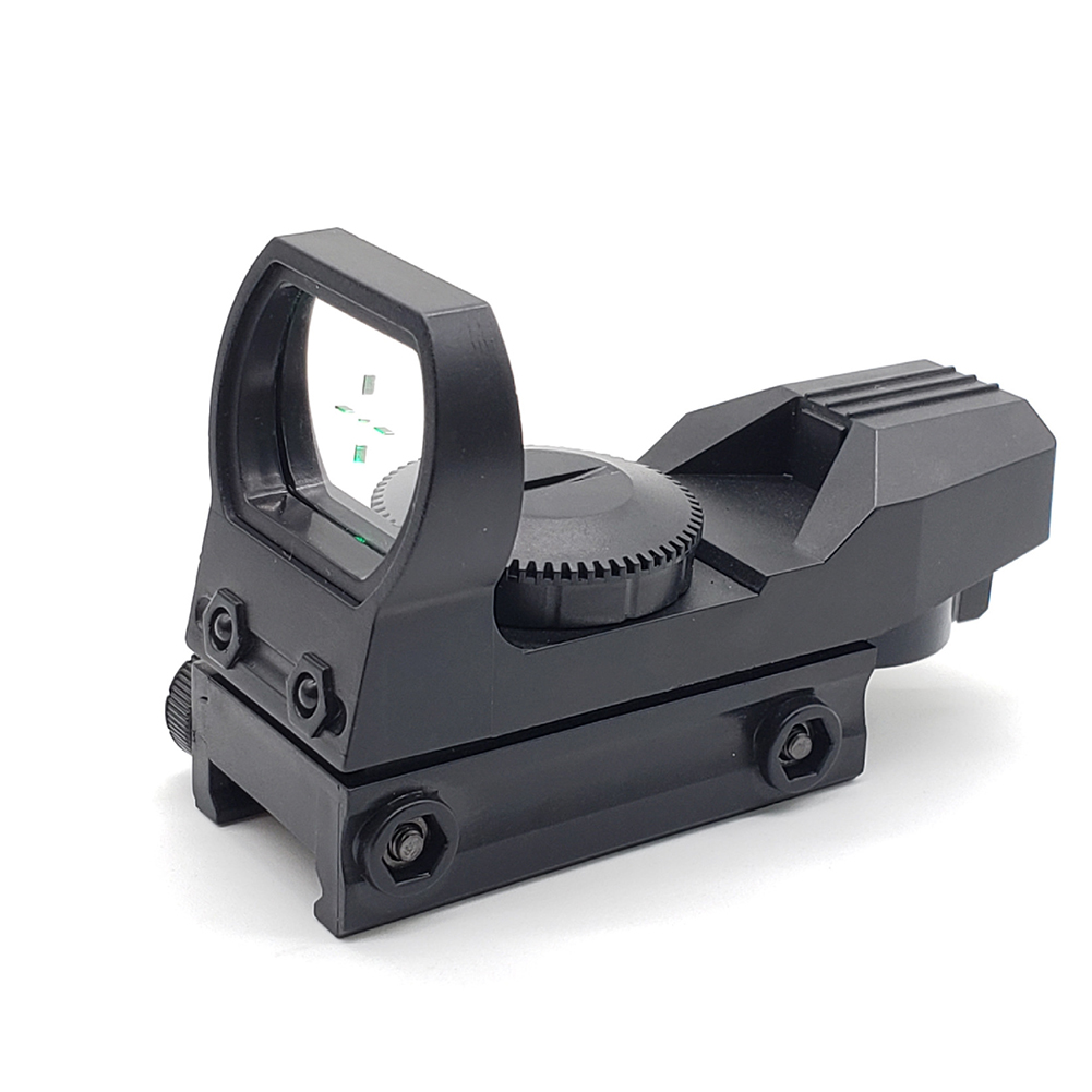 20 mm Optical Holographic Point Green Sight Reticle Tactical Scope Collimator Outdoor Tool