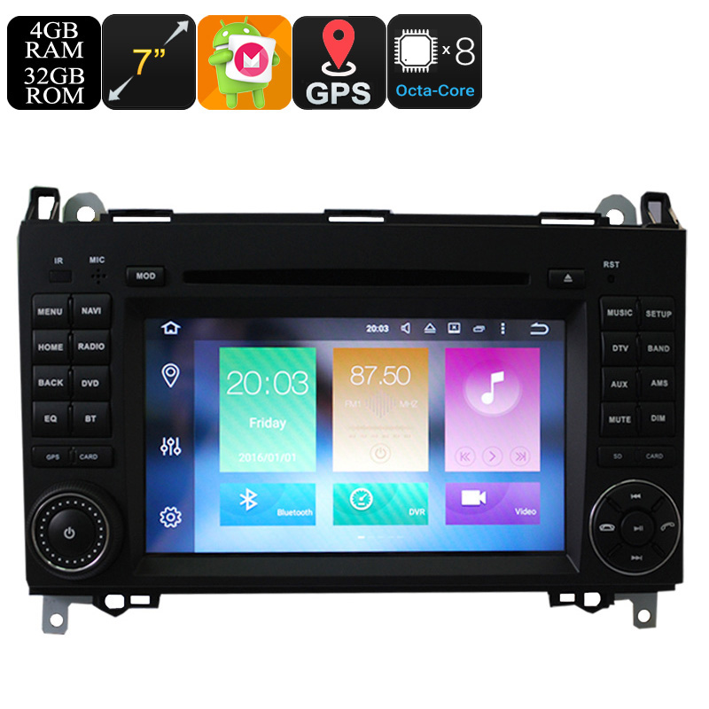 Android Car DVD Player
