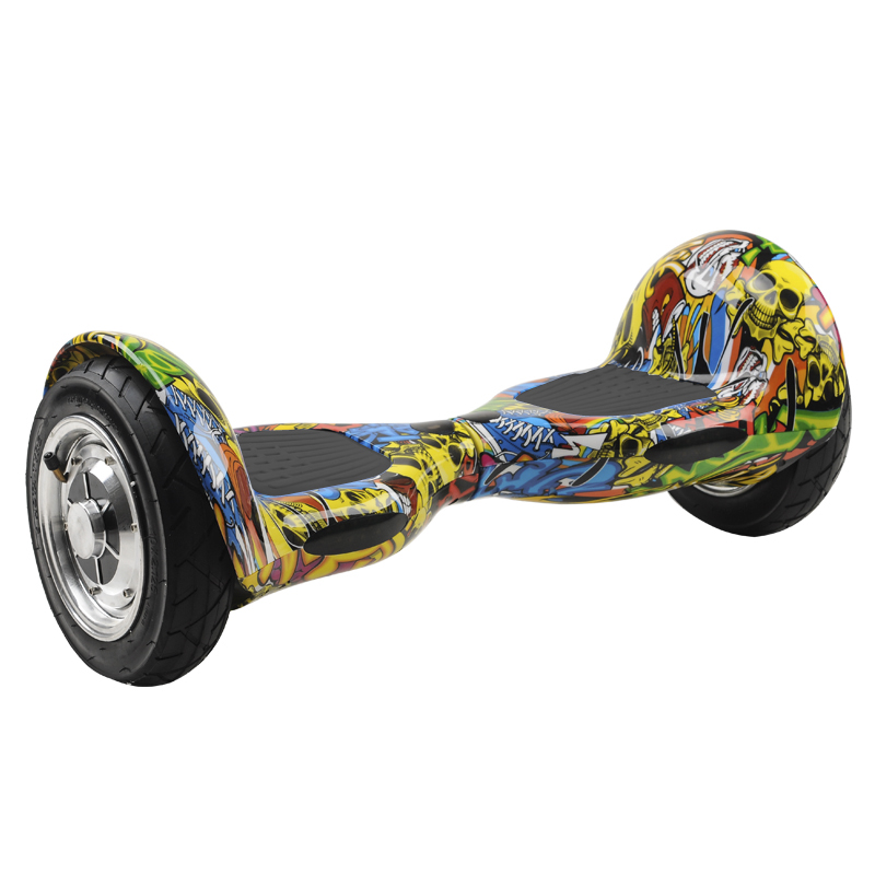 'Galactic Wheels 700 XL' (Graffiti)