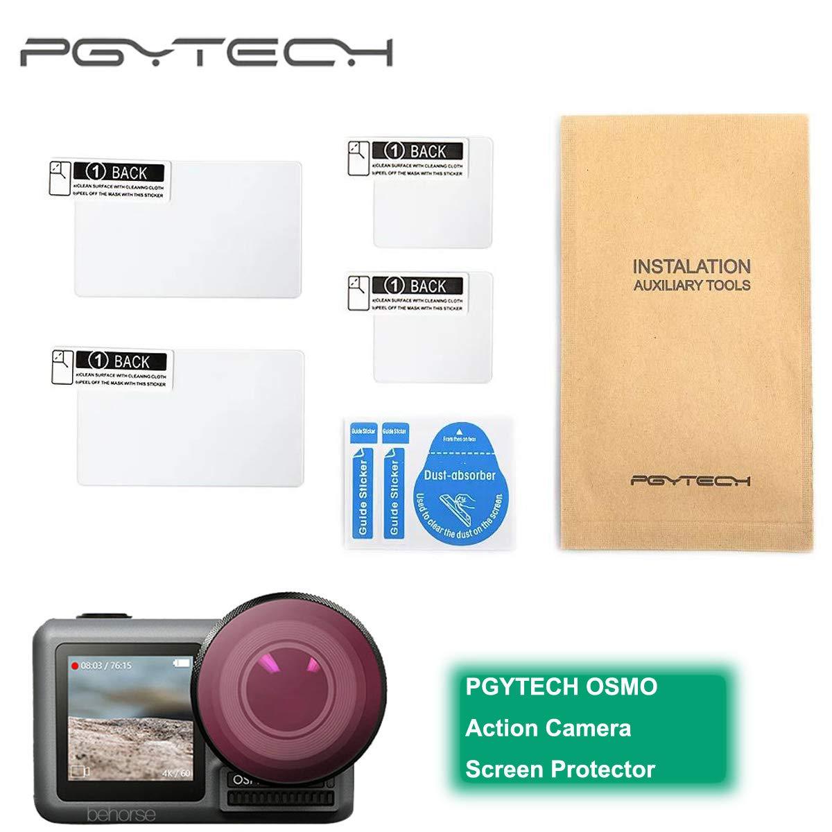 PGYTECH OSMO Action Screen Protector Transparent