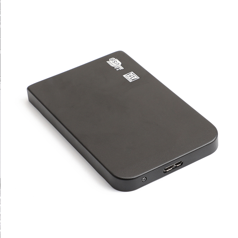 Android to 3.0 Mechanical Hard Disk Metal Black Silver Supports for EXFAT and WIN Systems black