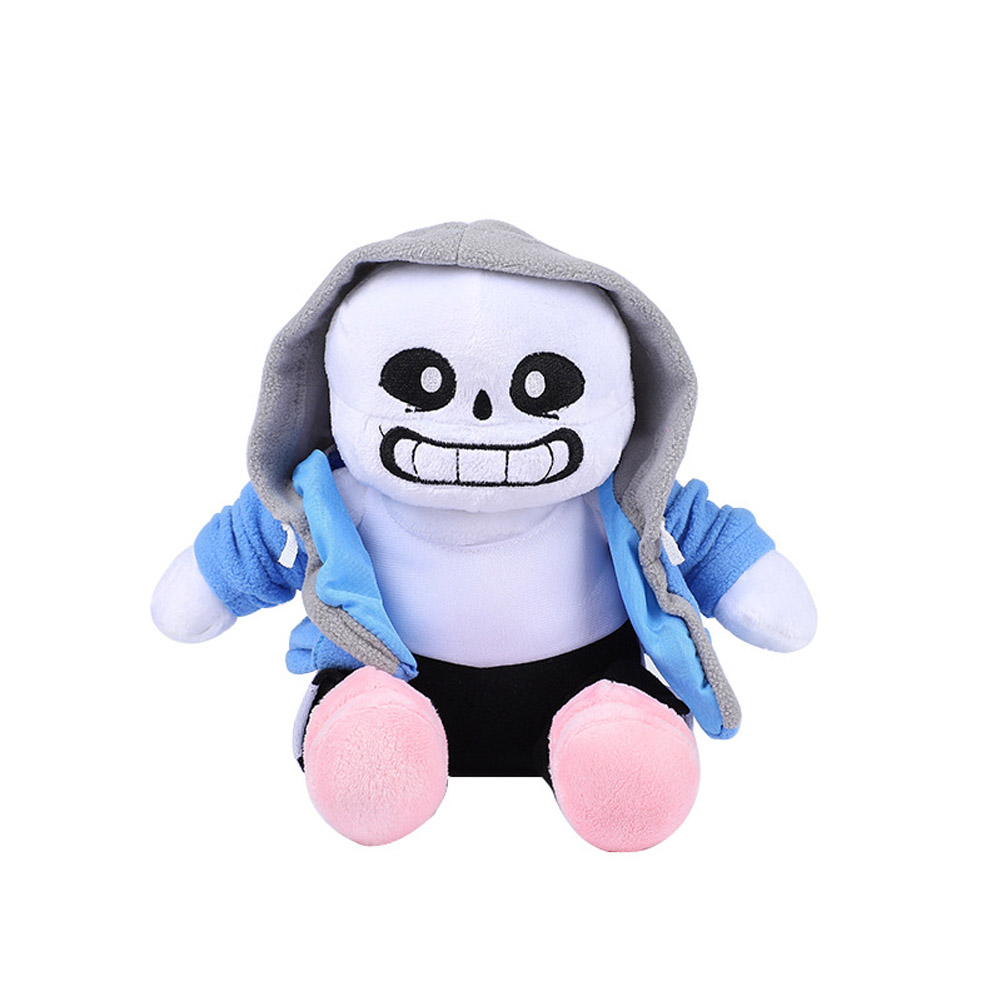 Plush Doll Toy Cute Plush Toy blue zombie Doll Toys Plush Doll Toy Gift for Birthday Children  New Blue Zombie