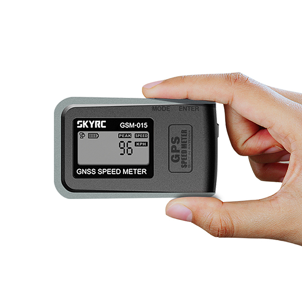 SKYRC GSM-015 GNSS GPS Speed Meter High Precision for RC Drone default