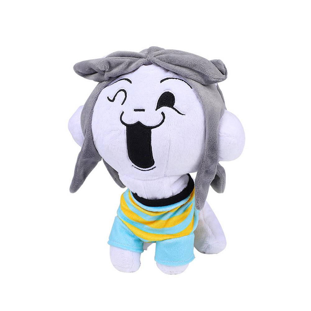 Plush Doll Toy Cute Plush Toy blue zombie Doll Toys Plush Doll Toy Gift for Birthday Children  Dog