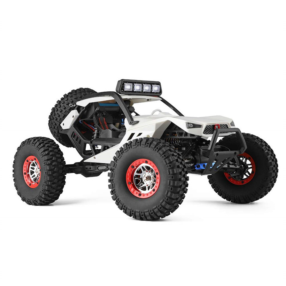 Wltoys 12429 4WD 1/12 Electric Climbing High-speed Off-road Vehicle Simulation Car Remote Car