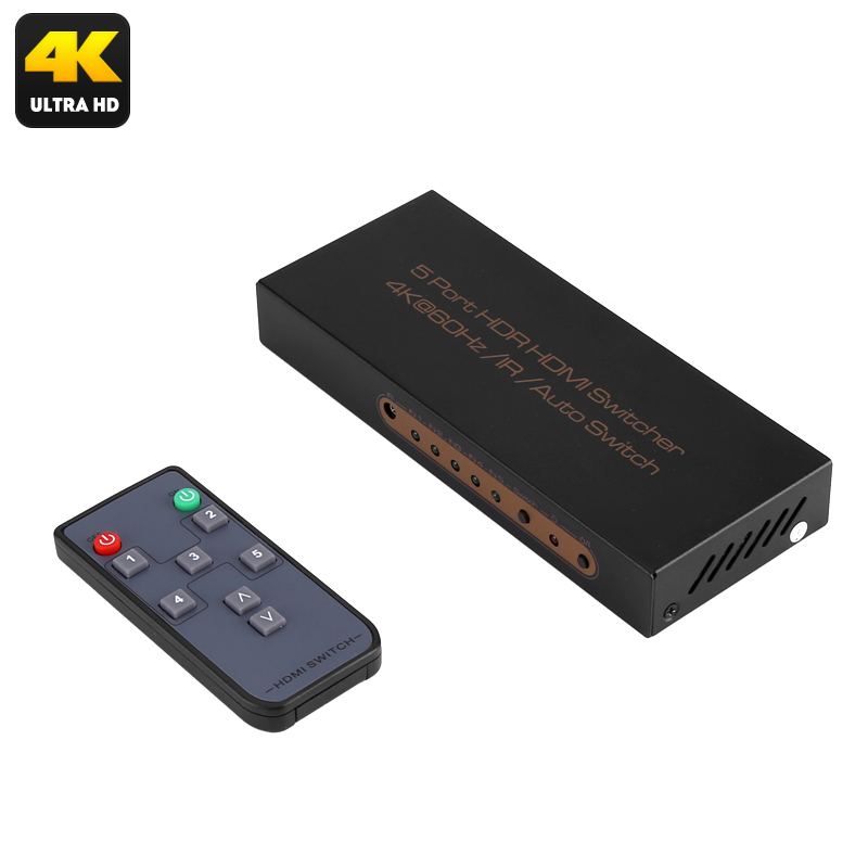 5 To 1 HDMI Switch Box