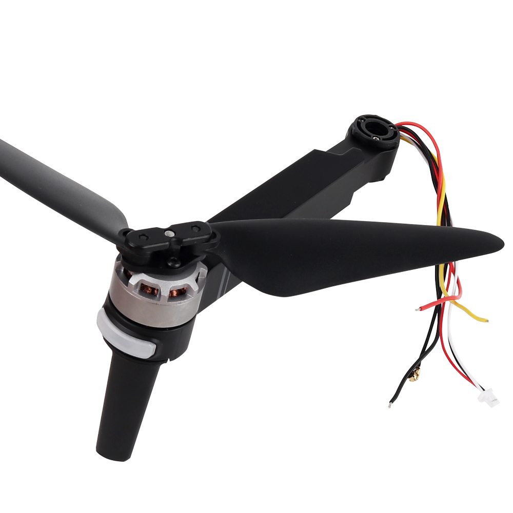 SJRC F11 RC Drone Spare Parts  Axis Arms with Motor & Propeller for FPV Racing Drone Frame Parts Replacemen Right front