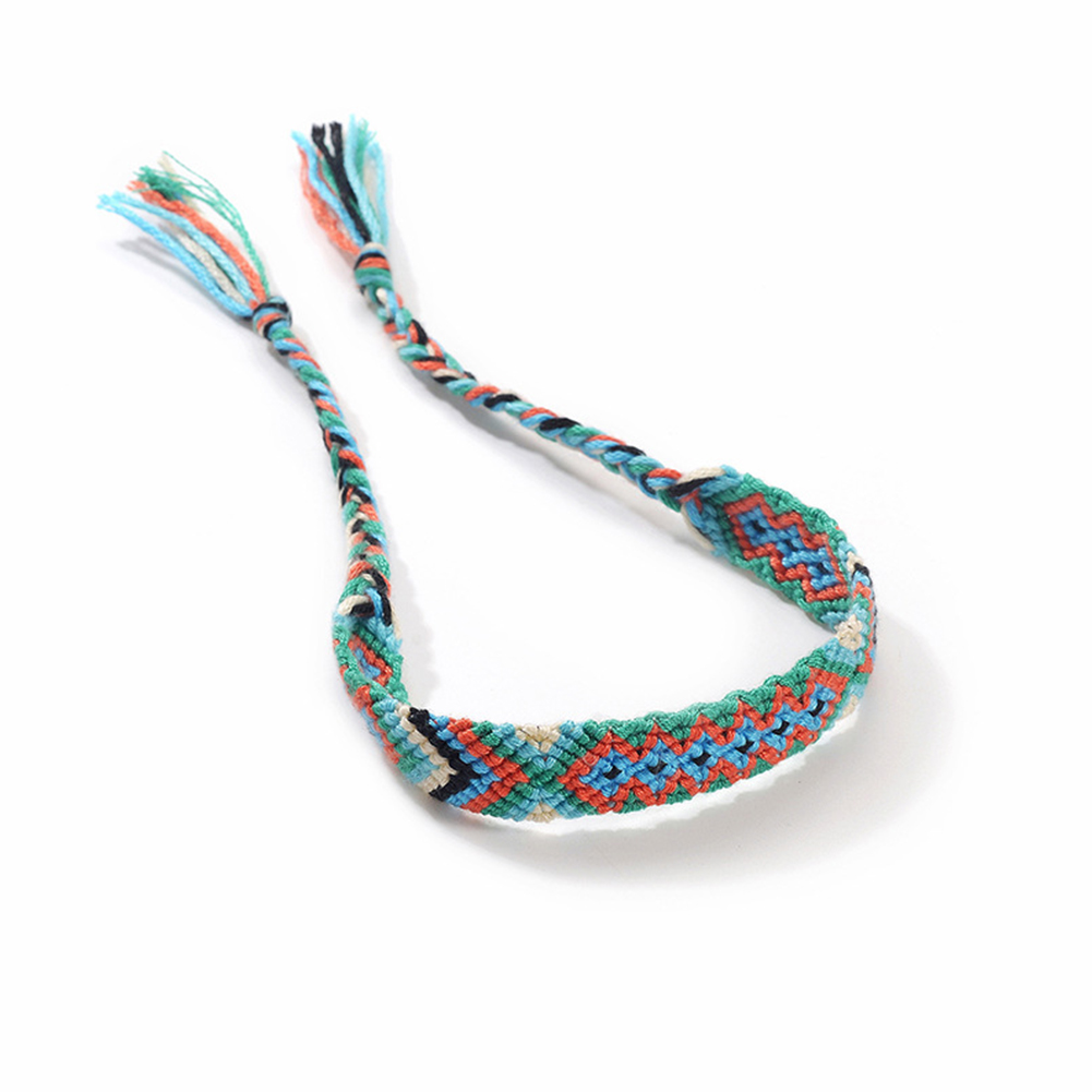 Women Bohemian Thread Hand Rope