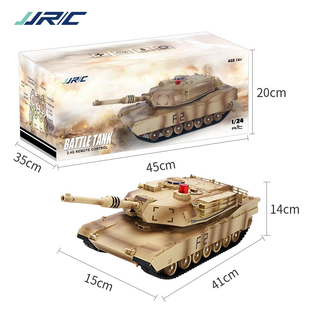 JJRC  q90 RC  Big  Tank yellow