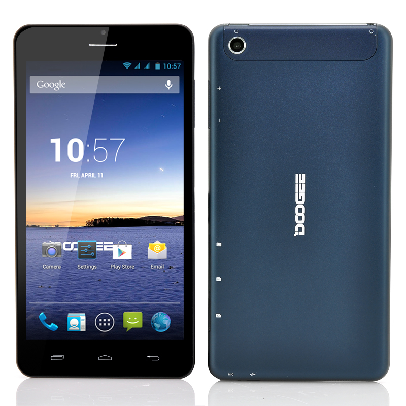 DOOGEE DG685 Android Phablet (Blue)