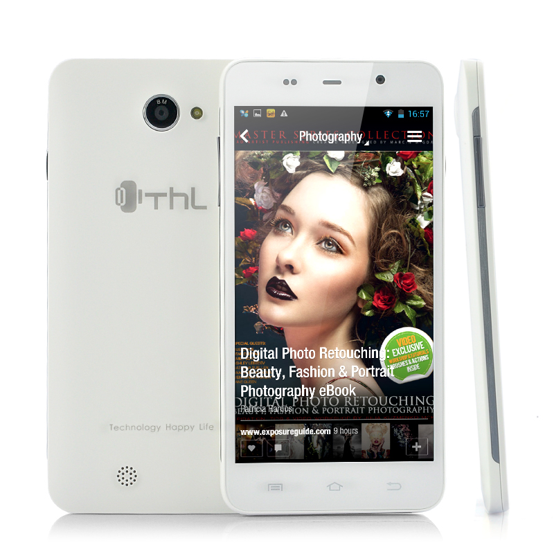ThL W200 HD Android 4.2 Phone (W)