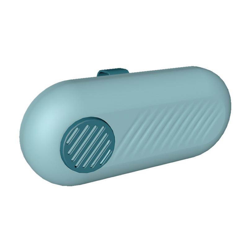 Car Sun Visor Sunglasses Case Holder Multi-function with Car Aromatherapy Interior Glasses Box Storage Qingqinglan contains 1 fragrant slice