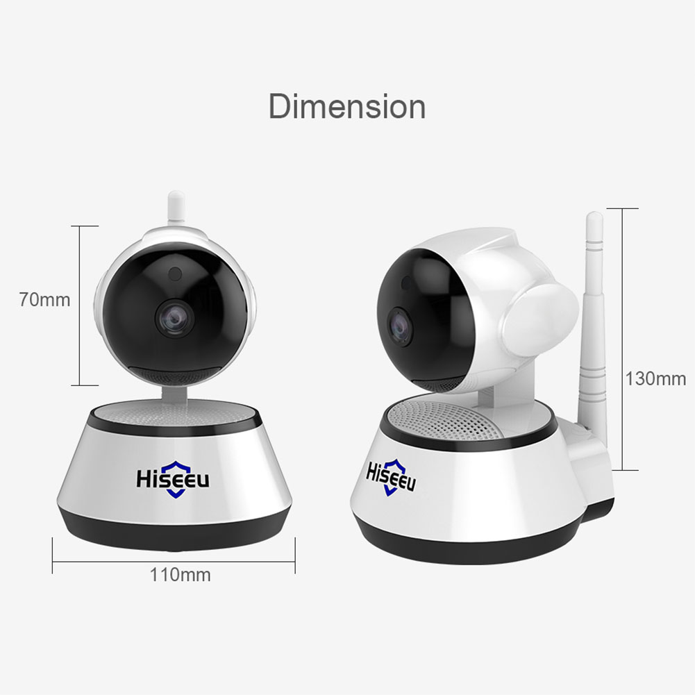 Home Security Smart WiFi Camera AU Plug