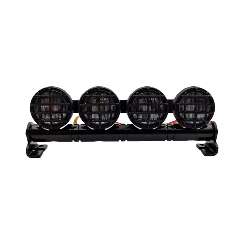 LED Light Super Bright Bar White Roof Lamp Spotlights for MN Model MN90 MN91 MN96 MN99 MN99S 1/12 2.4G 4WD RTR Crawler RC Car Roof light